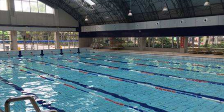 沈坚强游泳健身馆