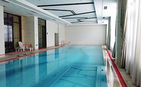 森勤国际大厦健身会所泳池