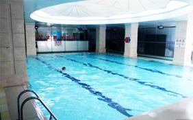 苏堤春晓会所泳池