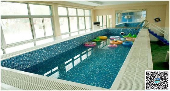 儿童泳池建造